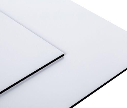 Aluminium composite panel - Window2print