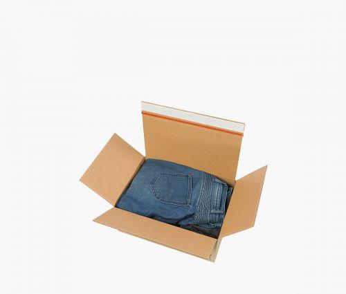 Cardboard Box AUTO 90 - Ready in 3 seconds ✦ Window2Print