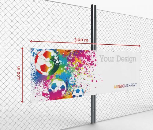 Large format banners - Window2Print