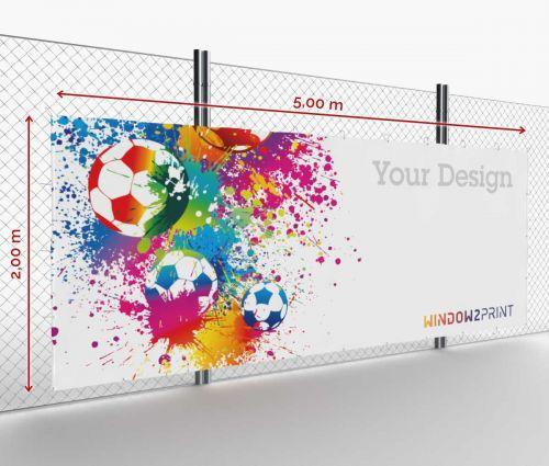Banner - Frontlit - 500 x 200 cm