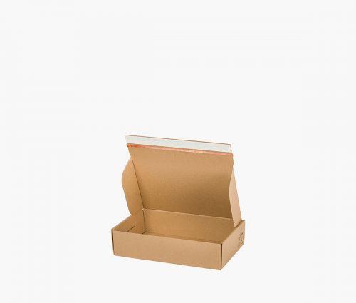 Cardboard Box FAST 10 - 10 pieces ✦ Window2Print