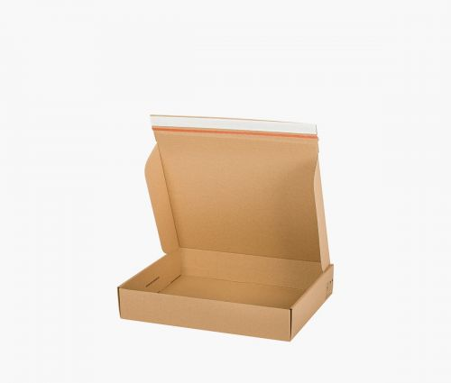 Cardboard Box FAST 30 - returnable - 10 pieces ✦ Window2Print
