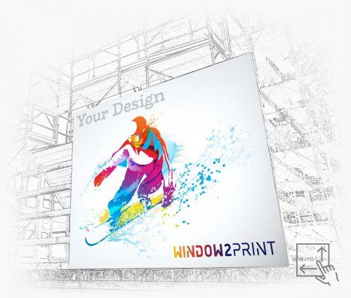 Frontlit Banner - Window2Print