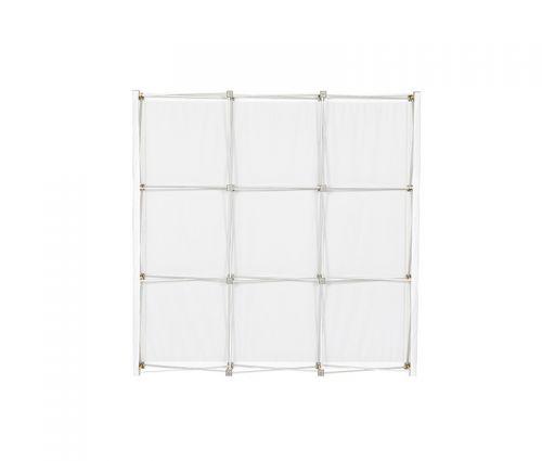 Fabric Display Hop-Up M / 3x3 - Window2Print