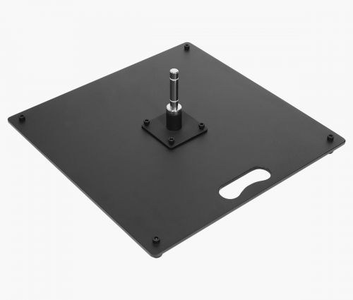 Square Base 50 cm (15 kg) - Stable stand ✦ Window2Print