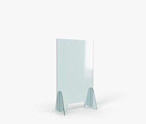 Counter protection screen 100 x 60 cm ✦ Window2Print