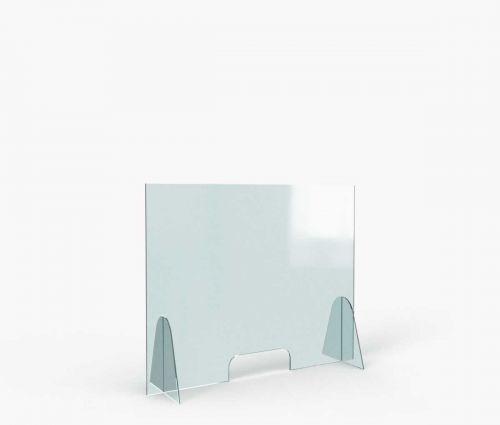 Counter protection screen 80 x 100 cm ✦ Window2Print