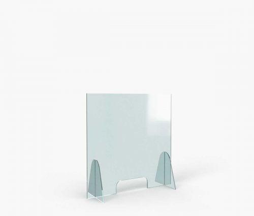 Counter protection screen 80 x 80 cm ✦ Window2Print