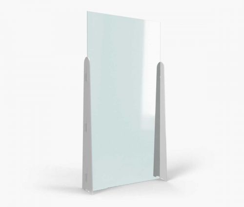 Standing plexi cover 100 x 200 cm ✦ Window2Print